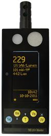 Environmental Meter RH Temp Light (UV & LUX)