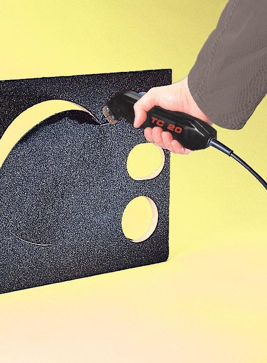 Lightweight Thermocutter Foam Cutting Hot Knife Tool