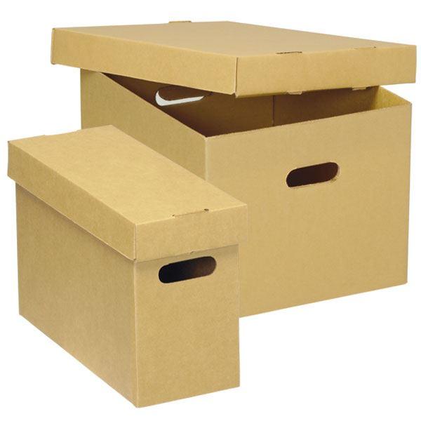 Archive Box Corrugated Storage Preservation Equipment Ltd