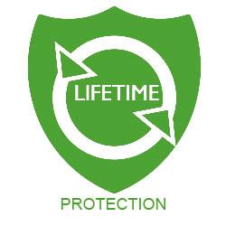Lifetime protection