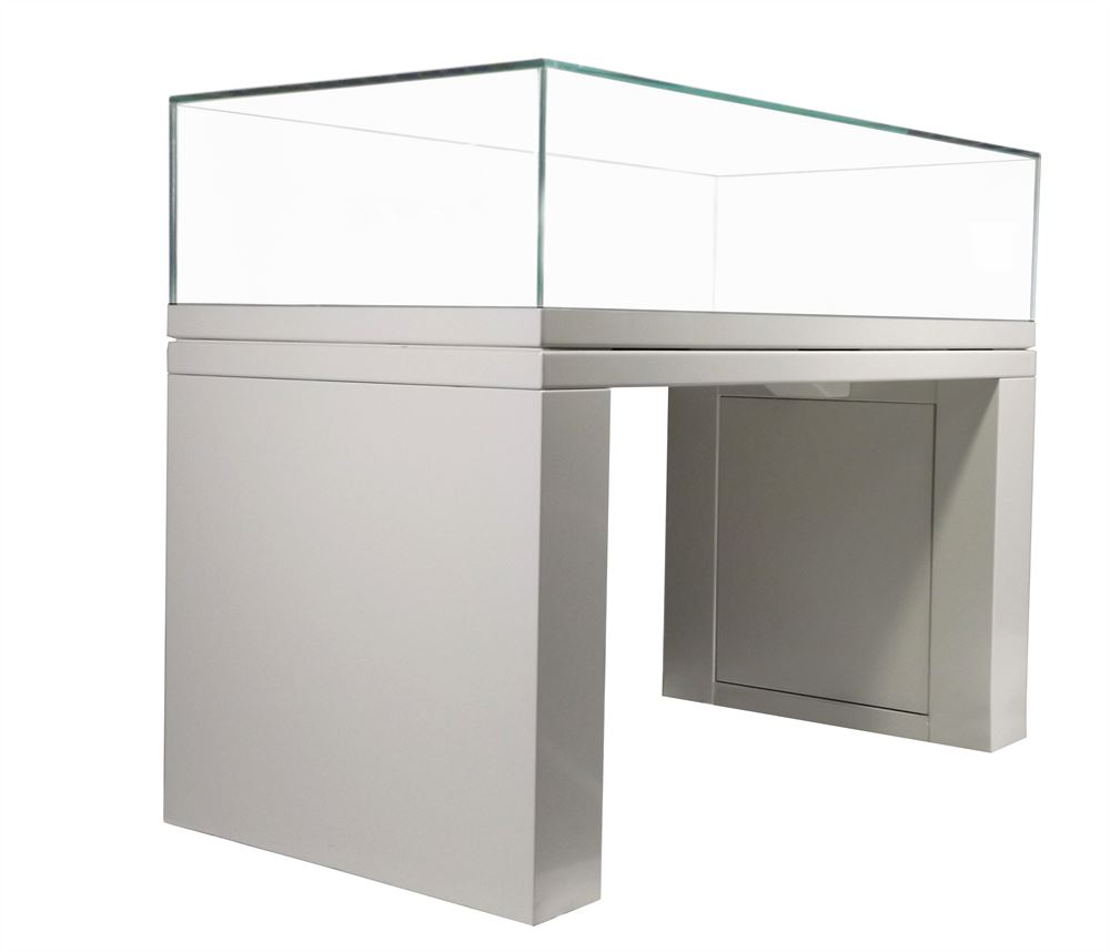 42786325 Display Case - Glass Top