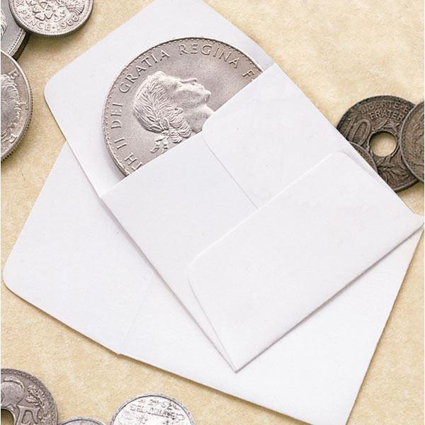 Coin Collection Storage Envelope Preservation Equipment Ltd