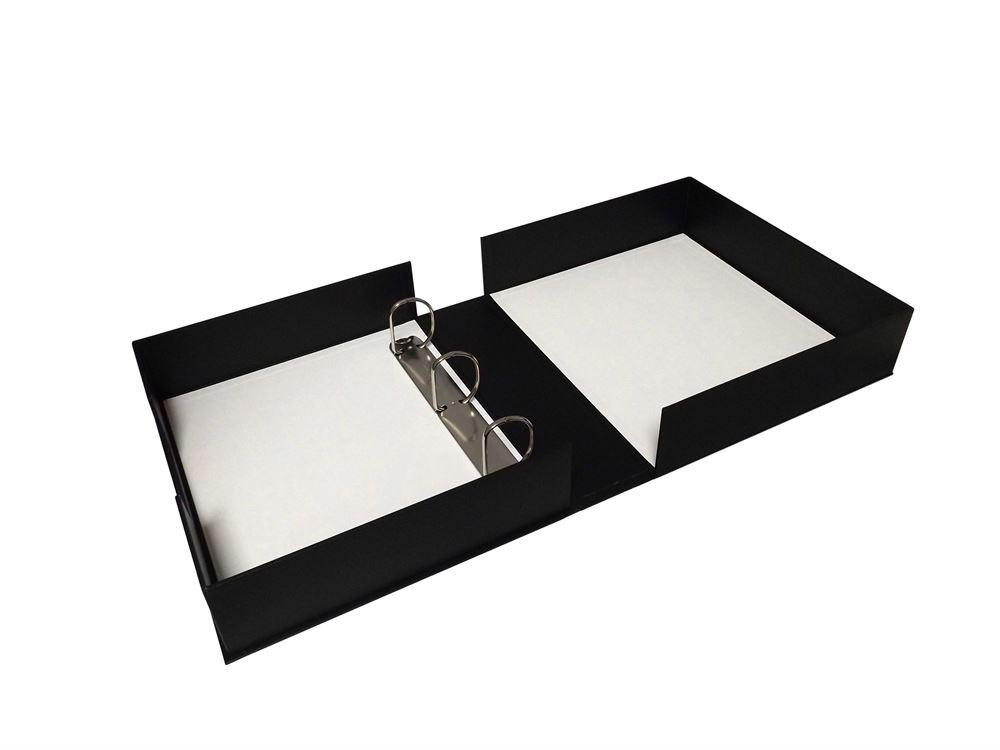 Three Ring Binder Box