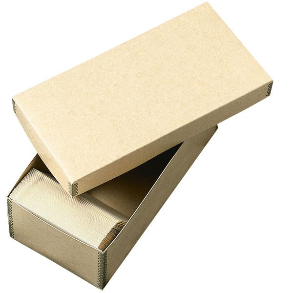 799-0405 etc Negative Print Short Lid Envelope Boxes
