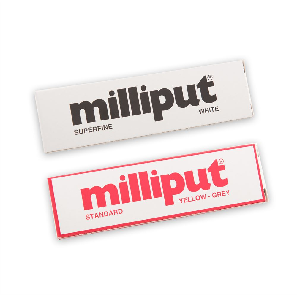 Milliput Epoxy Putty - Repairs and Modelling