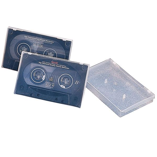 Audio Cassette Boxes