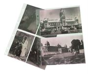 Photograph album pages archival polyester