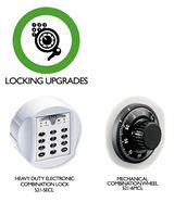 high security key cabinet locking options