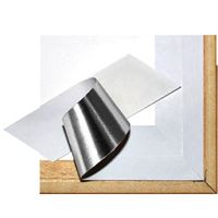 Foil Framing tape - White