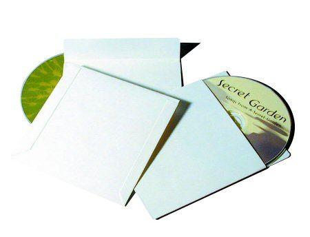 CD/DVD Envelope - Size 124mm x 124mm