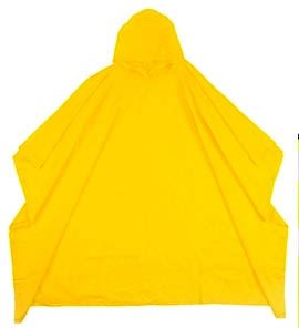 Rain proof poncho