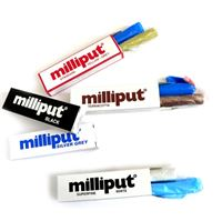 Milliput Packs