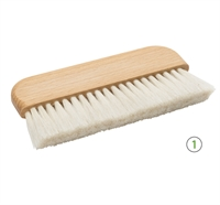White Goat Hair Brush