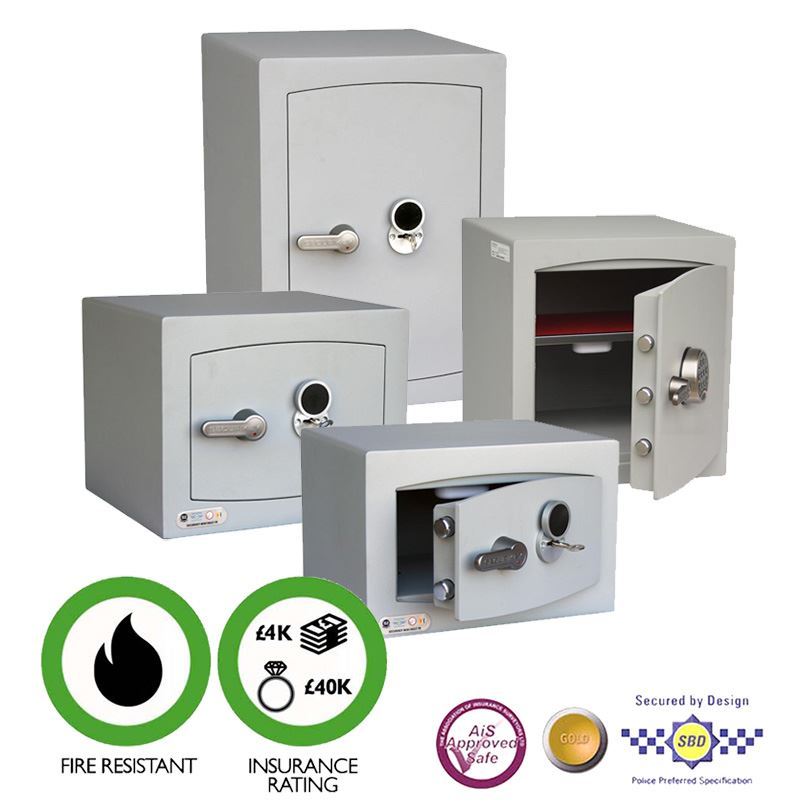 Fire Safe For The Secure Storage Of Important Documents