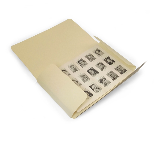 Juris Archival Expansion Folder