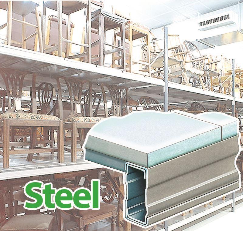 Warehouse Shelving System Steel Shelving Preservation