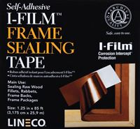 Frame-sealing-tape-copper lineco