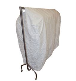 Clothing Rail Cover - Tyvek