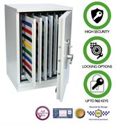 extra large high security key cabinet