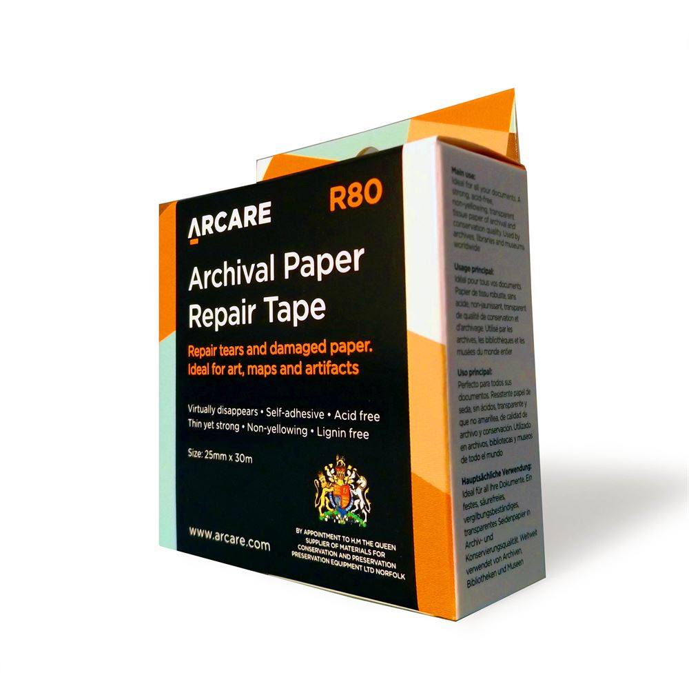 Document Repair Tape & Mending Tissue