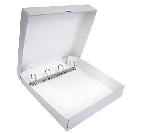 Library Ringbinder Box