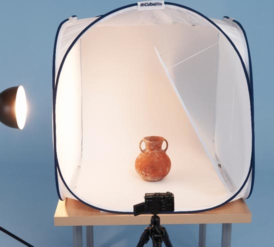 cubelite photography tent