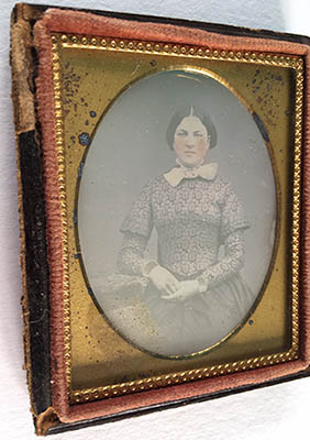 Daguerreotype photo