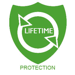 Lifetime protection